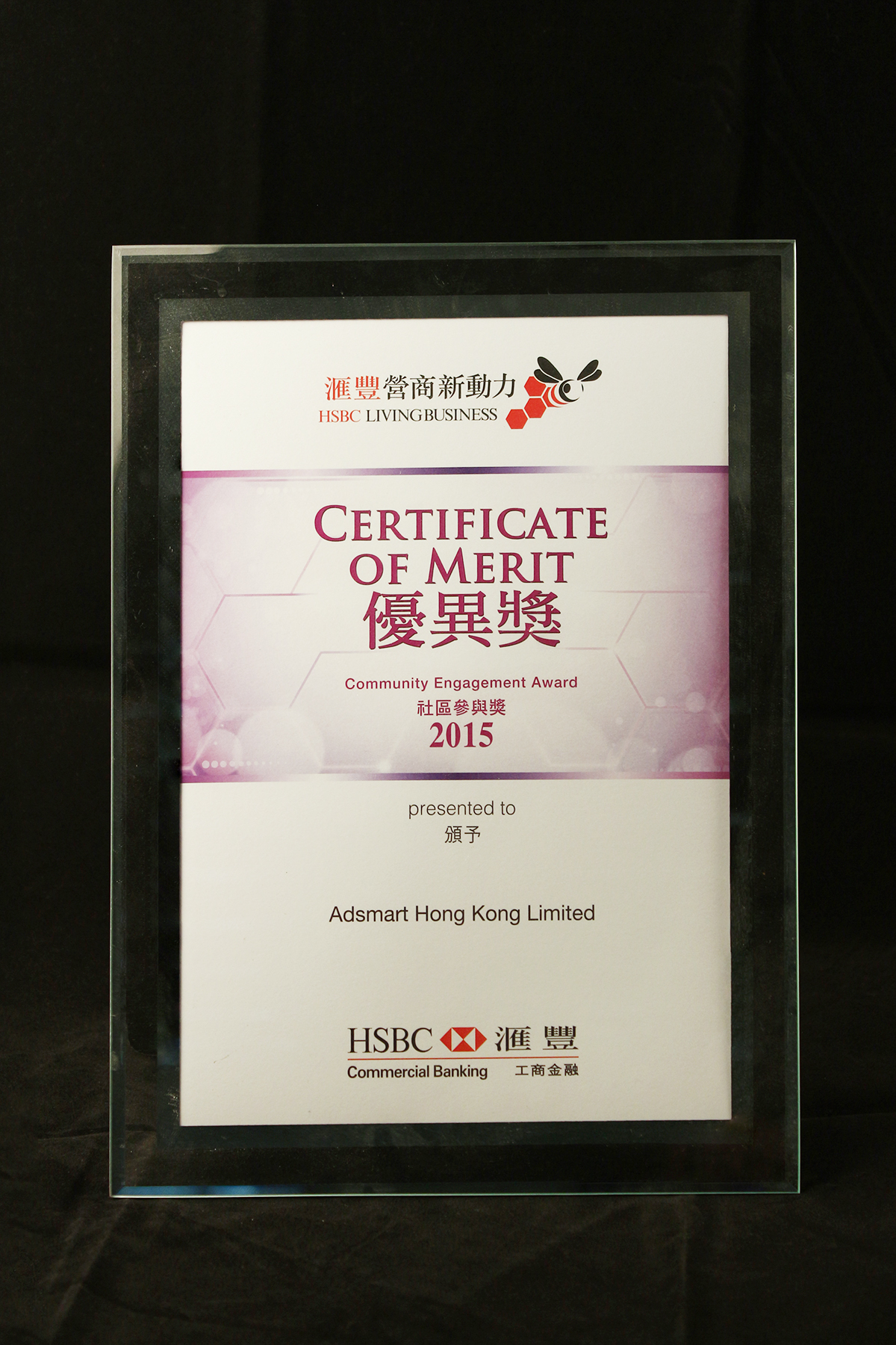 2015 HSBC Living Business Awards-01