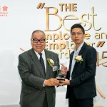 The Best Employee and Employer Award 2015